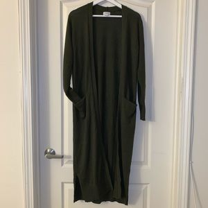 Old Navy Long Duster